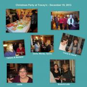 December 19, 2013 - Christmas Party at Tracey's (1)